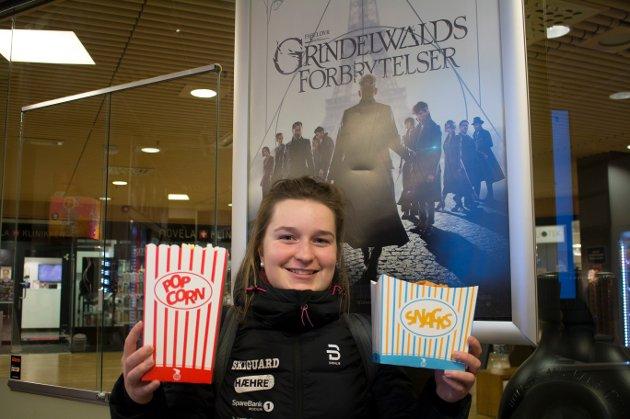 """MAGI: Helene var på kino og så """"Fantastisk Beast: The Crimes Of Grindelwald"""". Det er ingen tvil om at magien er tilbake."""
