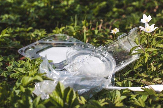 """Illustrasjonsfoto: """"Planet Plast"""" er en ny serie på NRK som setter fokus på plastproblemet."""