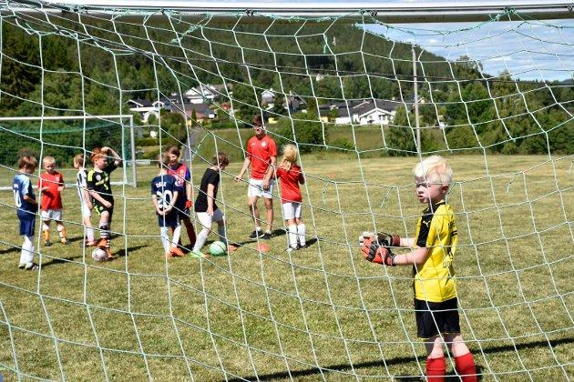 Jevnaker Fotballskole