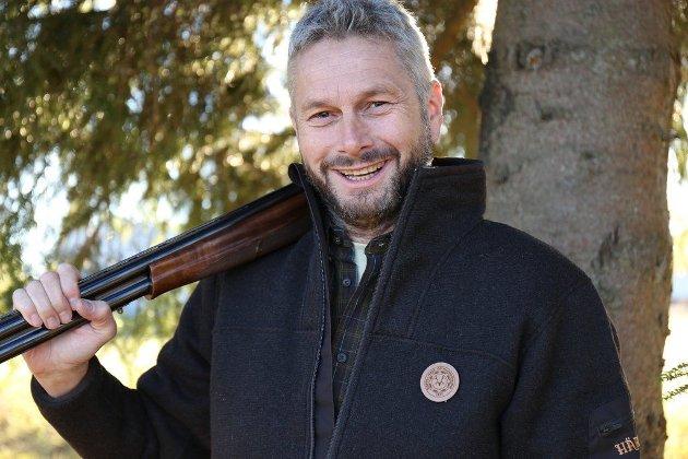 Eldar Berli, generalsekretær i NJFF