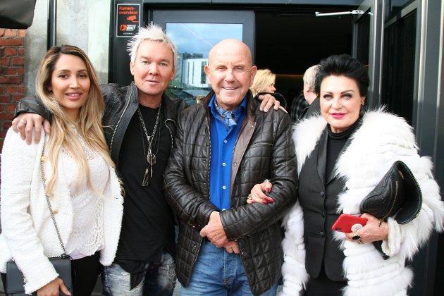 Karen Arnesen, Kristian Valen, Tor Arne Raahus, Lili Bendriss