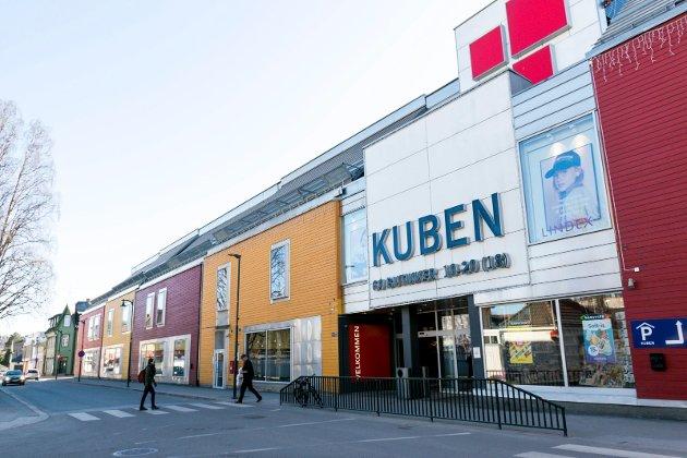 GOD IDE: – Jeg synes det er en god idé å flytte Vinmonopolet i Hønefoss til Kuben kjøpesenter, skriver Paul Aage Bjerke i dette leserinnlegget.