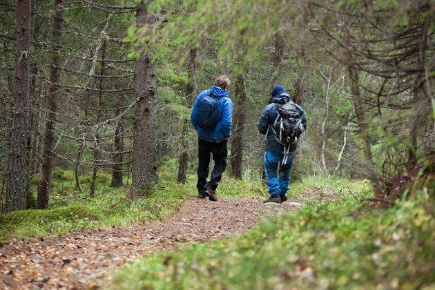 VIKTIGERE ENN DU TROR: Kunnskap om ferdsel i naturen kan være avgjørende i en beredskapssituasjon, mener Lasse Heimdal i Norsk Friluftsliv.