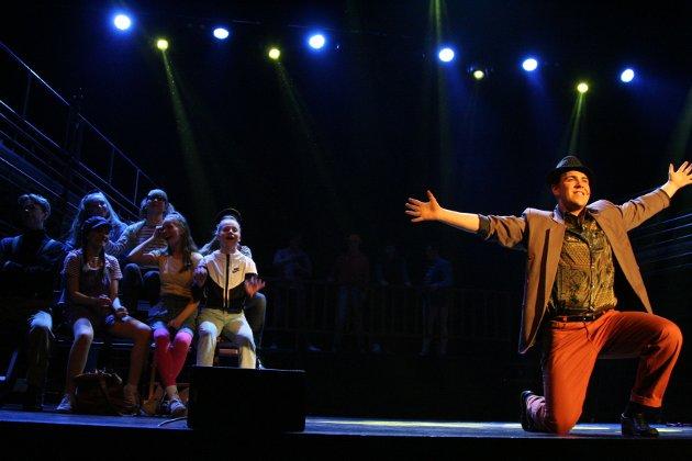 FAME: Mads Nyhus som Niko Novak