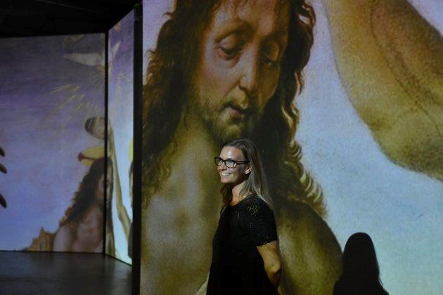 SATSER: - Vi er heldig som har en eier i Atle Brynestad som tør å investere i en slik utstilling, sier Stine Gjørtz.