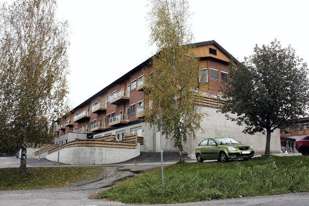 NRK programet «Helene sjekker inn» fra Lørenskog sykehjem ga et lite innblikk i eldreomsorgen.