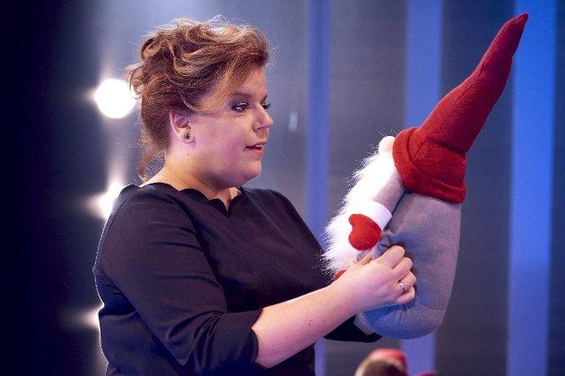 Nissene spiller en rolle: i Else Kåss Furuseth sin nye forestilling, «Gratulerer»