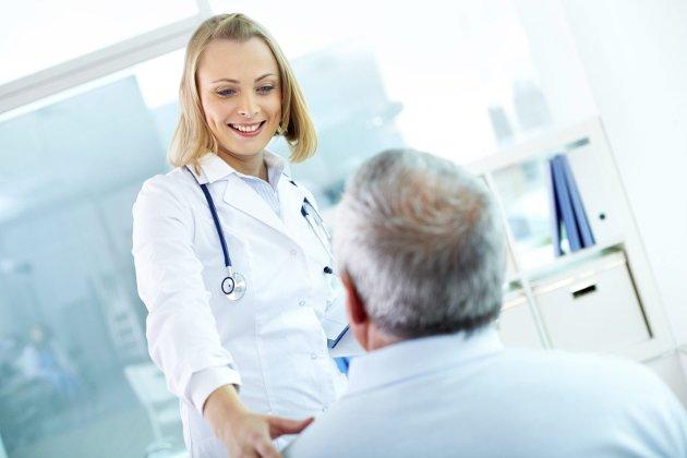 Hvor går grensen for om man behøver å møte en lege eller ikke?