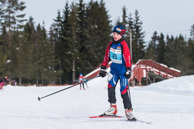 Lørenskog Skiklubb. Tobias Øwre-Johnsen
