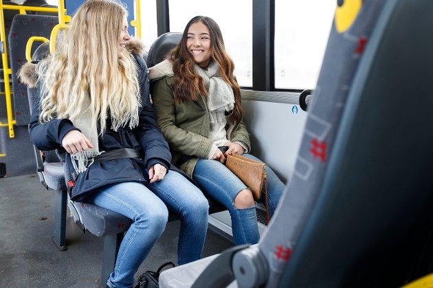 Lavere priser: Det skal være enkelt og billig å reise kollektivt og KrF vil særlig prioritere barn og unge, skriver innsenderen. Illustrasjonsfoto: NTB scanpix.