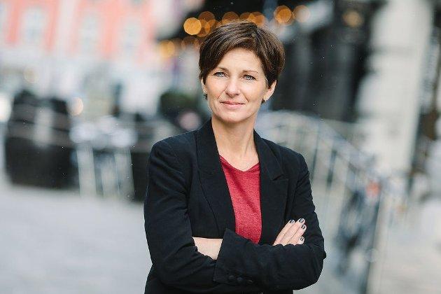 Pasient- og brukerombud Anne-Lise Kristensen