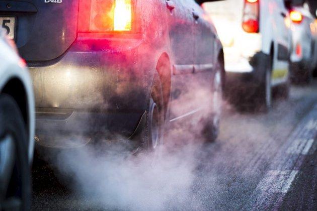 Den massive gjennomgangstrafikken i Lillestrøm forpester lufta og er byens største problem
