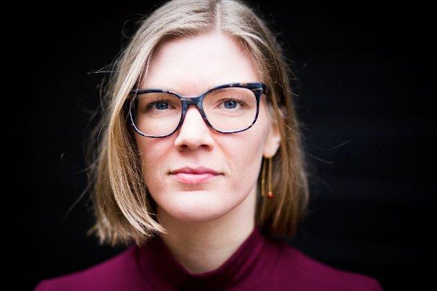 Stortingskandidat for Rødt Akershus, Marie Sneve Martinussen.