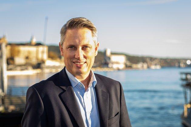 Carl Fredrik Stenstrøm, generalsekretær Norsk Bransjeforening for Onlinespill