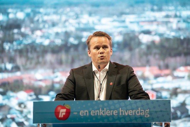 Ståle Lien Hansen, Gruppeleder Ullensaker Frp