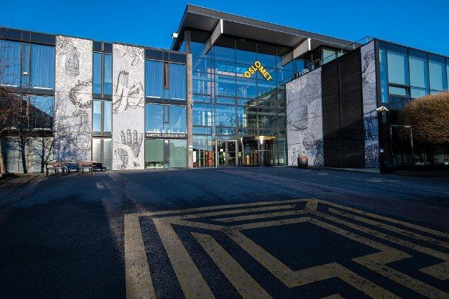 NYTT CAMPUS: OsloMet sitt nye studentcampus kan ende opp på Jessheim, Ahus eller i Lillestrøm. Foto: Vidar Sandnes