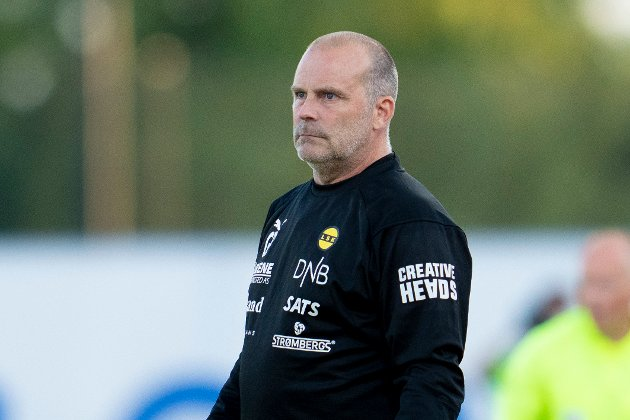 KREVER MER: LSK-trener Geir Bakke er ikke en trener som lener seg tilbake og blir fornøyd selv om laget har fått resultater som ingen kunne forvente i comebacksesongen. Bakke vil ha mer, mener RBs kommentator.