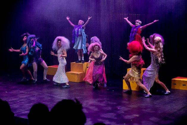 Billy Elliot i Lillestrøm Kultursenter