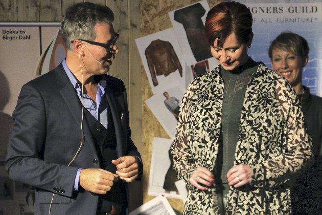 STYLIST-TIPS: Imagekonsulent Trond Schau kommenterer antrekkene på catwalken og gir gode tips hva angår styling og trender akkurat nå.