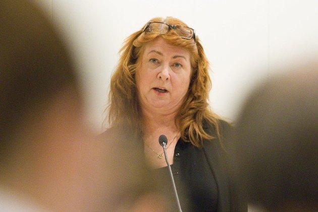 SKUFFET: Elisabeth Holter-Schøyen (V) er skuffet over lederskribenten i RHA, noe hun utdyper i dette innlegget. Foto: Bente Elmung
