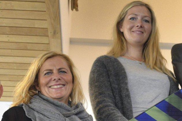SKRIVER: Ordfører Monica Vee Bratlie (H) og varaordfører Else Marie Rødby skriver om utvikling og framtid på Tofte. Arkivfoto: Edgar Dehli