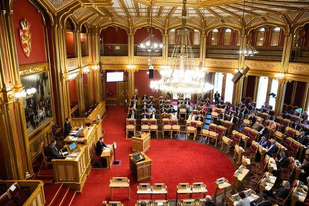 Maren Kurdøl ønsker lavere lønn til stortingspolitikerne