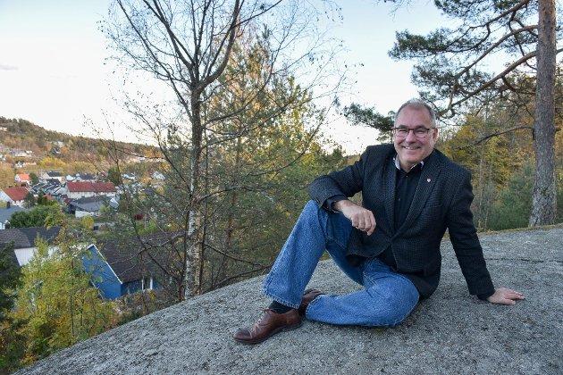 Sandefjord Arbeiderparti  å bevare Rødsåsen som grøntområde og å igangsette et arbeid for å komme innunder ordningen for statlig oppkjøp av friområder