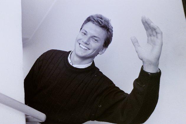 Bjørge Gretland fikk for 30 år siden hele 700.000 kroner i skolestipend. Gretland studerte økonomi i USA.