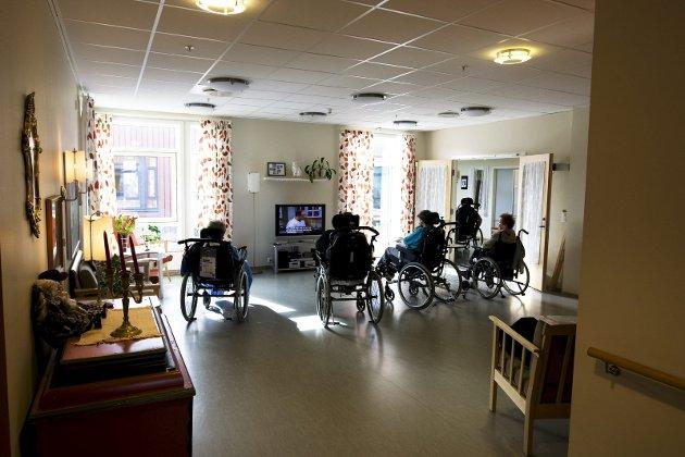 Arbeiderpartiet er en garantist for at vi ikke privatiserer eldreomsorgen i Sarpsborg kommune, skriver Therese Thorbjørnsen i dette innlegget. (Illustrasjonsfoto: NTB Scanpix)