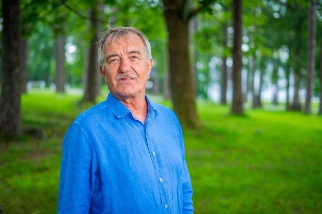 Bjørn Korsmo, listekandidat for Sarpsborg Arbeiderparti.
