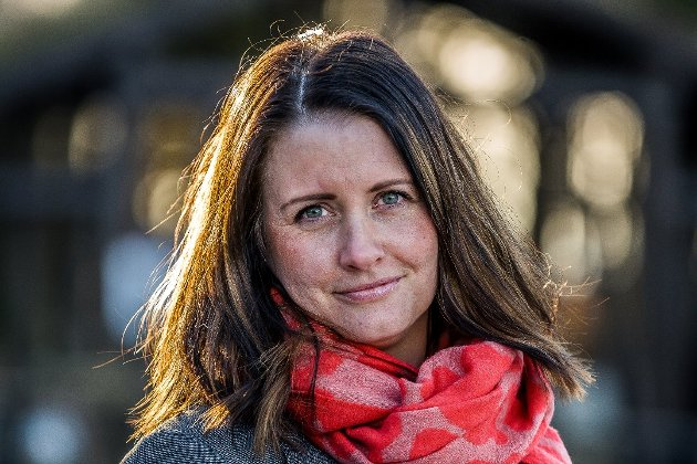 Therese Thorbjørnsen, 4. kandidat for Sarpsborg Arbeiderparti. (Foto: Johnny Helgesen)