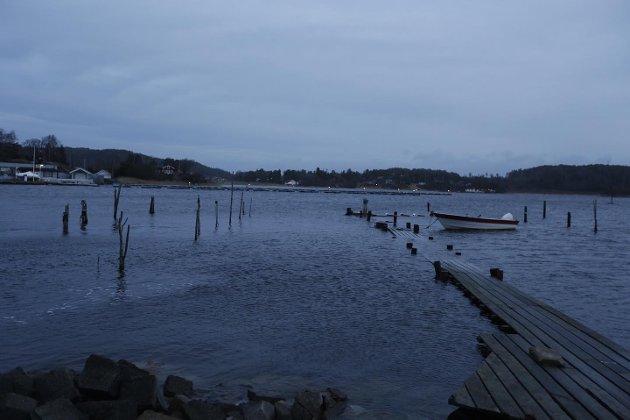 Karlsøya i Ullerøy.