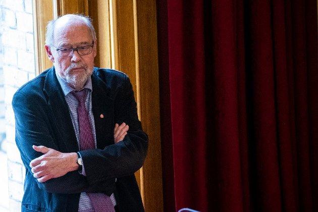Svein Roald Hansen, stortingsrepresentant for Arbeiderpartiet. (Foto: Terje Pedersen, NTB)