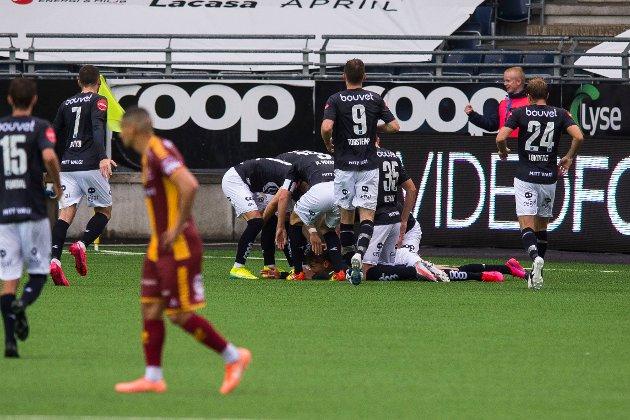 Som enkeltspillere og som lag holdt vi skremmende nivå i forhold til hva som kreves i den norske eliteserien, mener Ole Werner Mathisen.