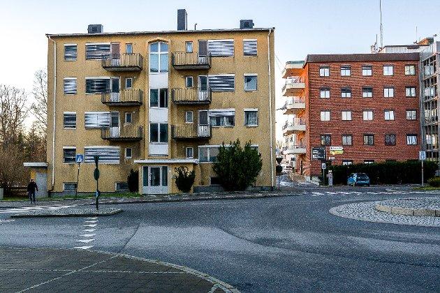 «Rødt er klar på at tomta til Søsterboligen ikke bør selges for etablering av nye boliger», skriver Jan Petter Bastøe, leder og bystyrerepresentant for Rødt i Sarpsborg, i dette innlegget. (Foto: Johnny Helgesen)