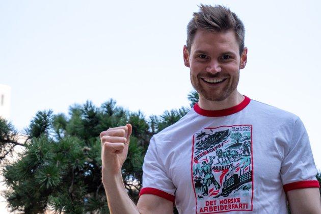 Nils Kristen Sandtrøen, stortingsrepresentant og landbrukspolitisk talsperson i Arbeiderpartiet. (Foto: Arbeiderpartiet)
