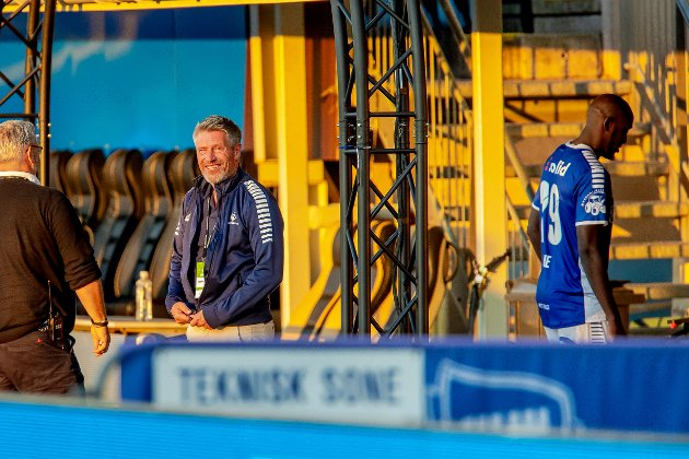 HVA SER HAN ETTER? Sportssjef Thomas Berntsen blir sentral i jakten på Sarpsborg 08s nye trener.