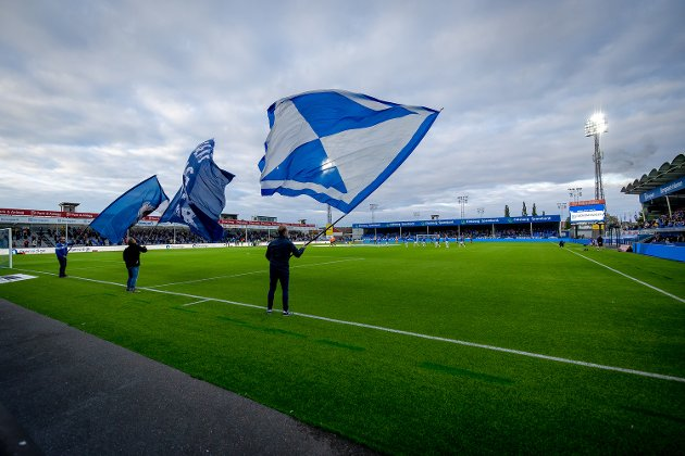 Disse så kampen mellom Sarpsborg 08 og Rosenborg.