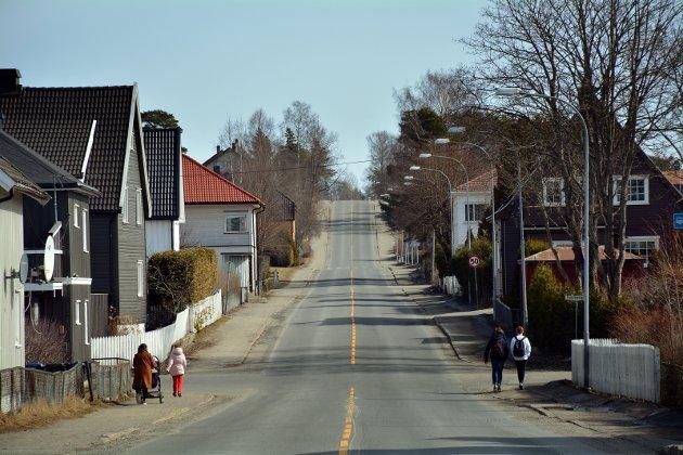 UNNTAKET: Fire promille av fylkets budsjett til gang- og sykkelveier er alt Indre Østfold får.