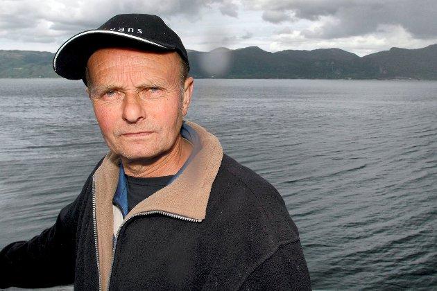 Asbjørn Massnes er stortingskandidat for partiet Alliansen.