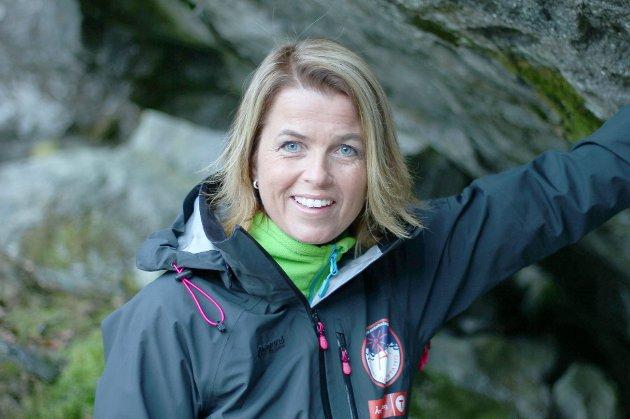 PROSJEKTLEIAR: Marianne Jevnaker, var prosjektleiar for Vitensenteret ViteMeir.