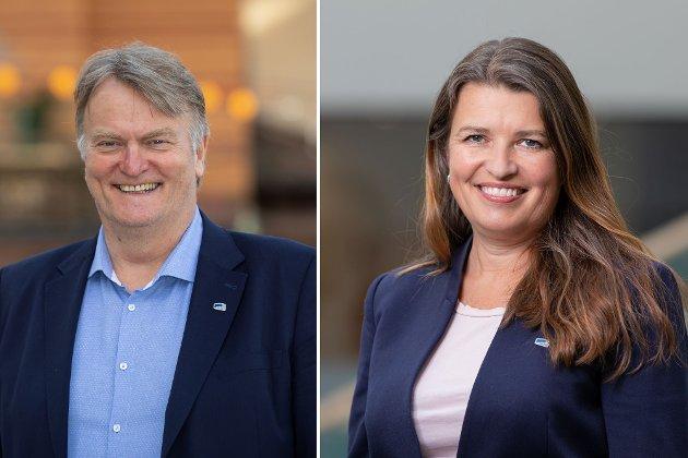 KLIMA: Aktivt distriktsnæringsliv er god klimapolitikk, skriv Ove Trellevik og Liv Kari Eskeland