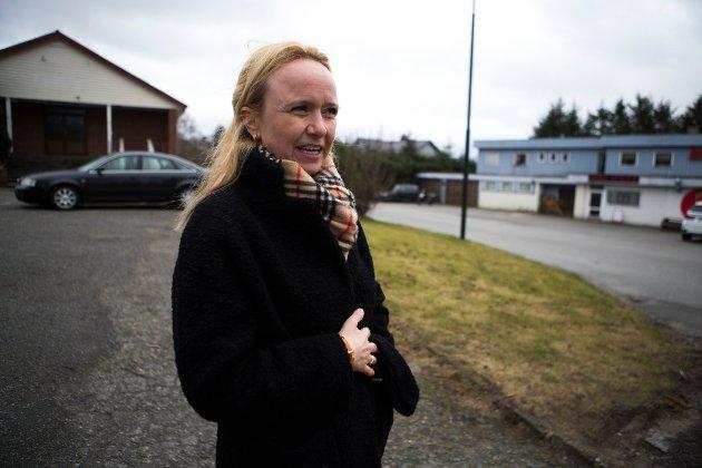 Renate Gimre, gruppeleder i Sola Frp.