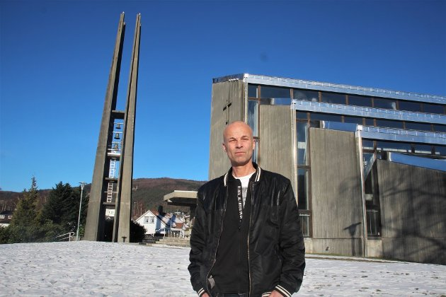 SIER OPP: Bård Boye takker nei til å bli omplassert til nytt tjenestested. Han har sagt opp sin stilling i Den norske kirke.