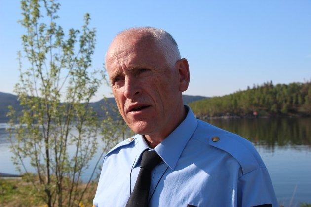 """FRMOVER:"""" Gamle-lensmann"""" Odd-Bjørn Næss håper man kan se framover, til tross for uenigheter og strid i menigheten omkring omplasseringen av prest Bård Boye"""
