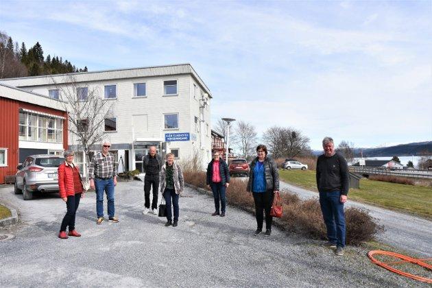 MASTERPLAN: Kommunedirektørens forslag om å sentralisere omsorgsboligene møtte motstand i Kvam i vår. Nå kommer kommunedirektøren med forslag om å kutte Kvam, Beitstad og Teigen.