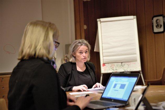 May Britt Lagesen har sammen med partikollegene Gunnar Thorsen og Terje Tømmerås skrevet dette leserinnlegget, som svarer på ordfører Anne Berit Leins om inkludering og et varmere Steinkjer-samfunn.
