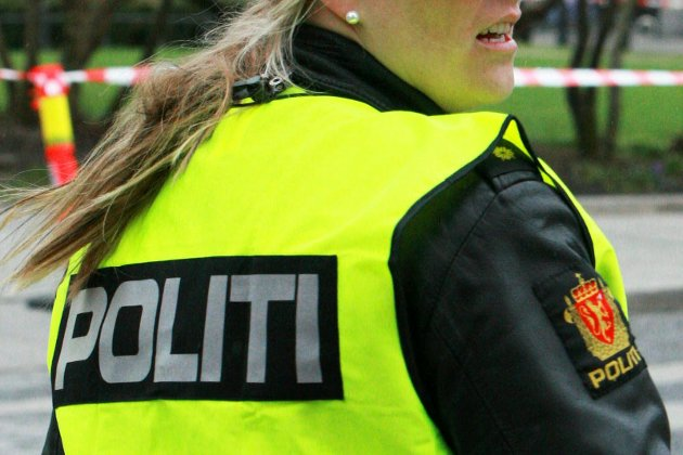REFORM: Stine Benjaminsen Nygård, Lokallagsleder Politiets Fellesforbund Sør-Øst med leserbrev. (Illustrasjonsfoto)