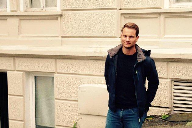 Martin Nymoen studerer juss i Bergen, og håper innlegget sitt kan være et objektiv tilskudd i debatten rundt Bjørnstadbygget.