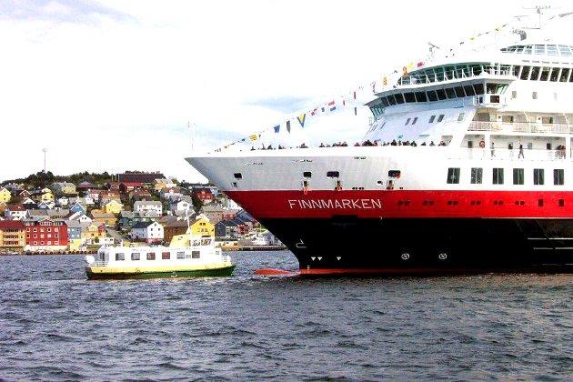 På tide å starte opp igjen for Hurtigruten, mener ledelsen i Norske Havner.